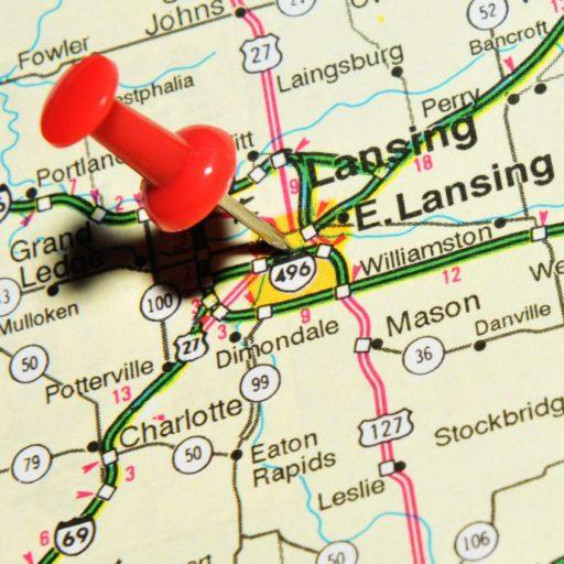 Lansing Center, Lansing Boat Show, Display