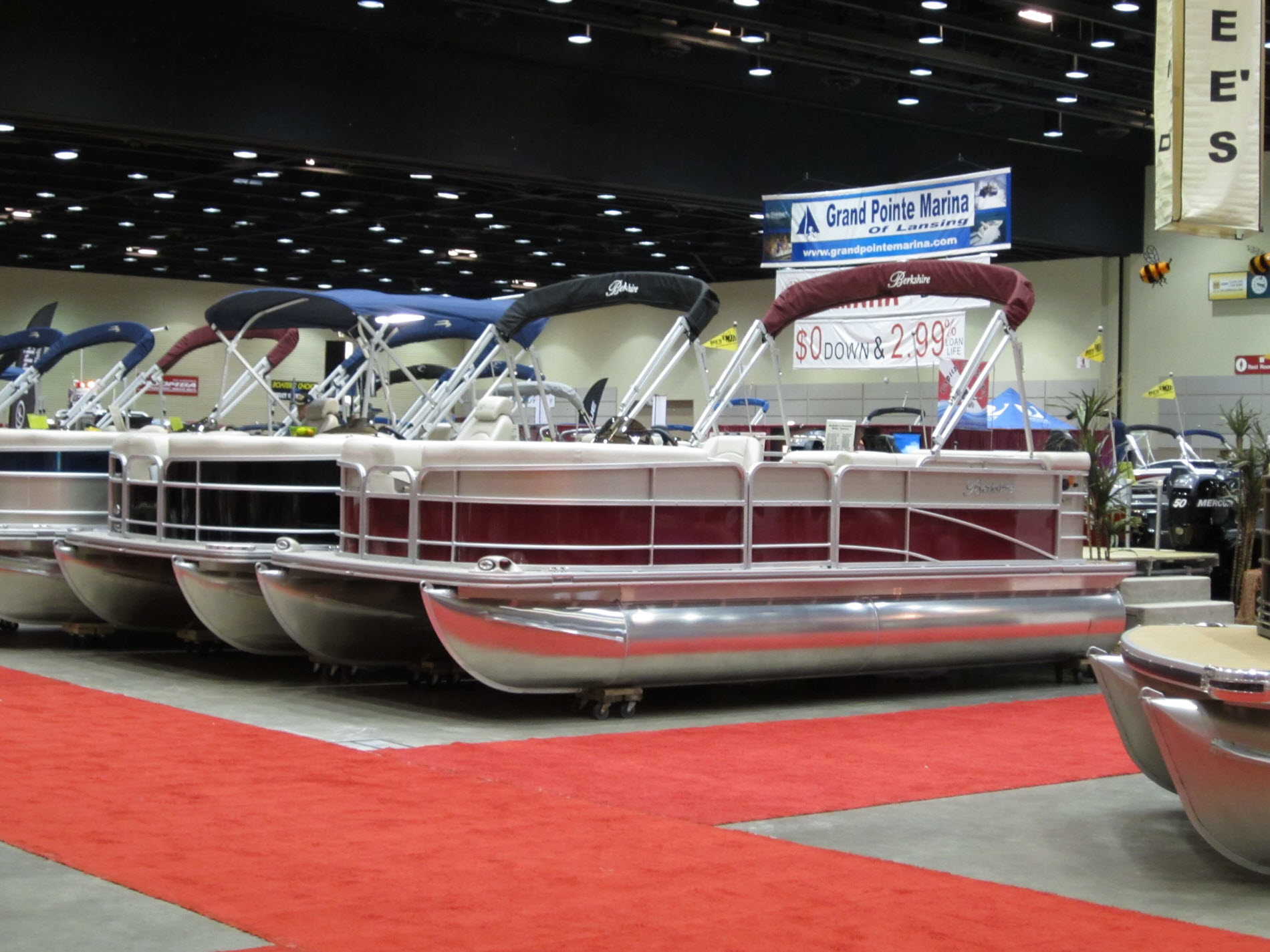 Lansing Boat Show at the Lansing Center
