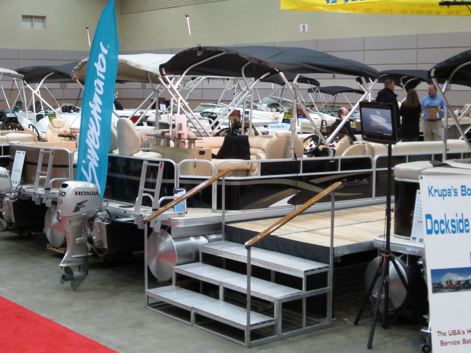 Tickets For The Lansing Boat Show At The Lansing Center Lansing Boat Show H20 18