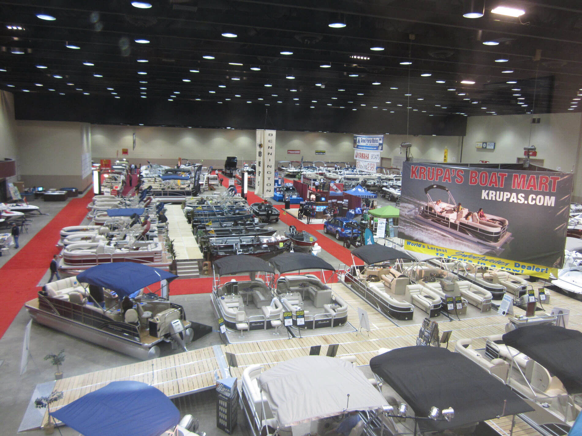 Lansing Boat Show, Sales, Boats, Discounts, Financing