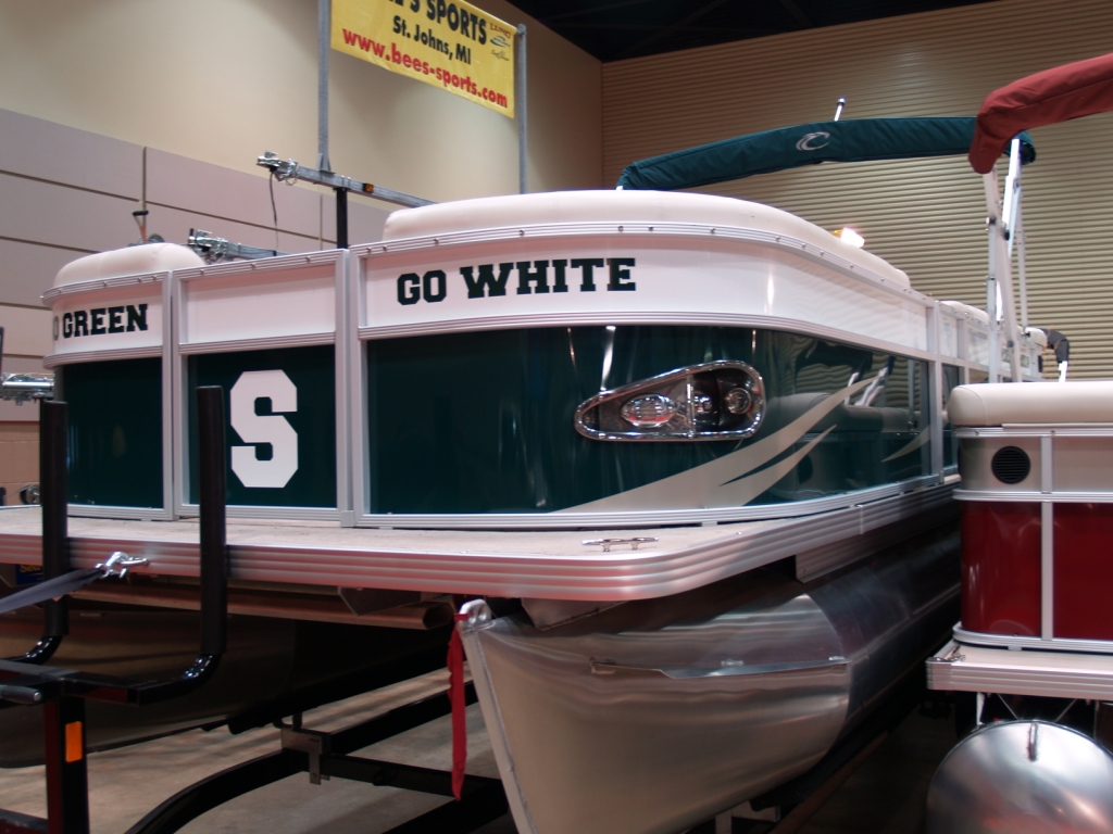 Spartan Boat Show